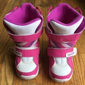 Girl's BURTON Snowboard Boots